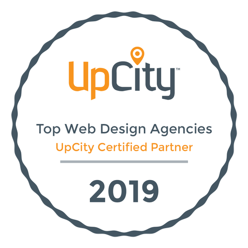 UpCity Certification for St George Web Design
